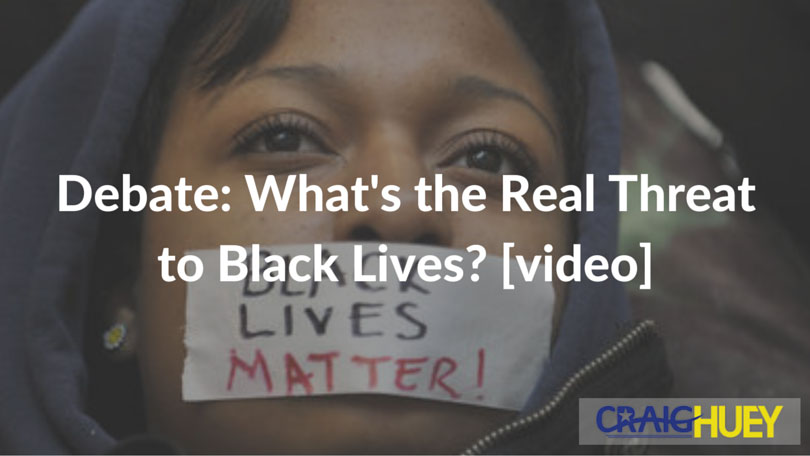 Debate: What's the Real Threat to Black Lives? [video]