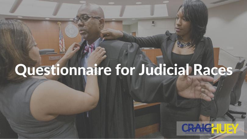 Questionnaire for Judicial Races