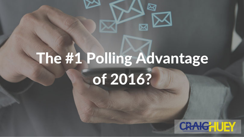 The #1 Polling Advantage of 2016?