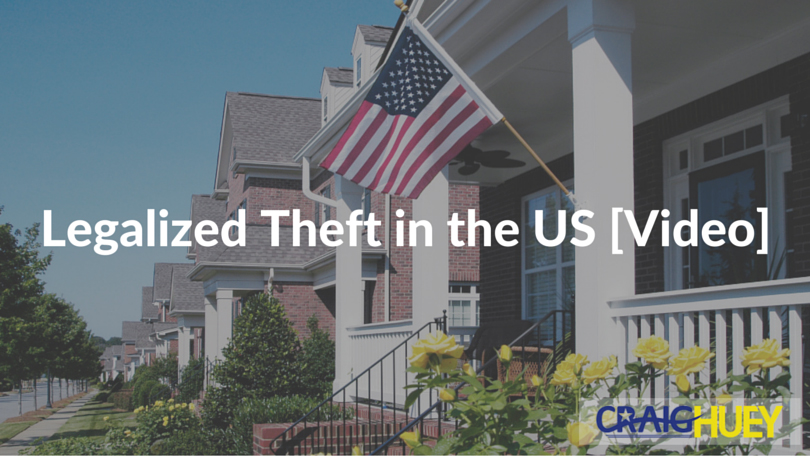 Legalized Theft in the US [Video]