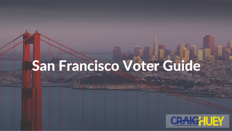 San Francisco Voter Guide