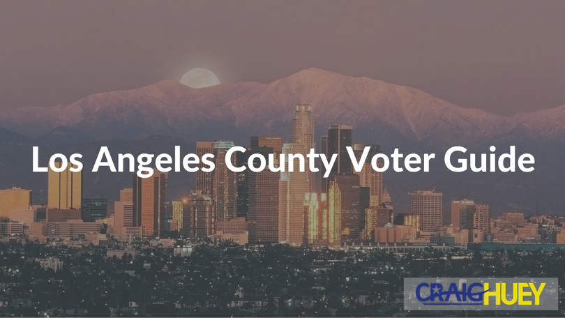 Los Angeles County Voter Guide