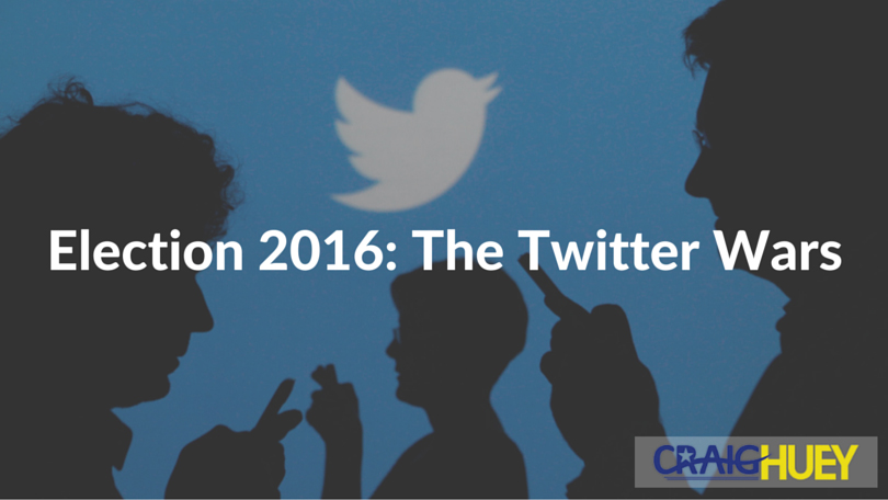 Election 2016: The Twitter Wars