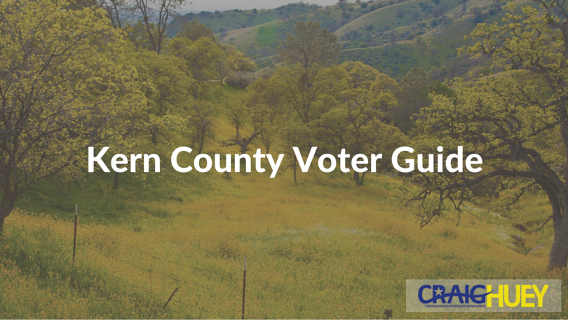 Kern County Voter Guide