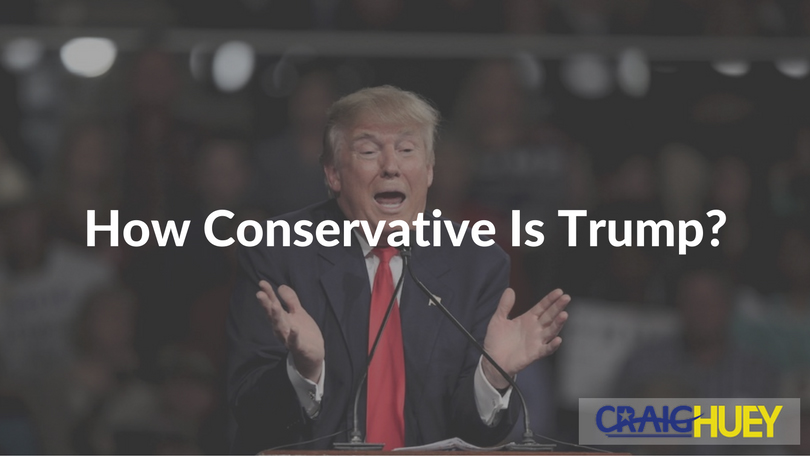 How Conservative Is Trump?