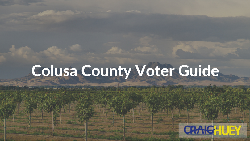Colusa County Voter Guide