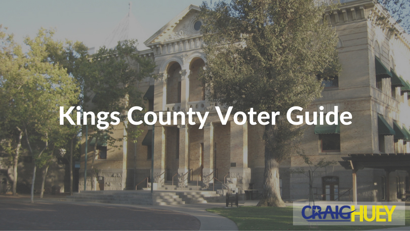 Kings County Voter Guide