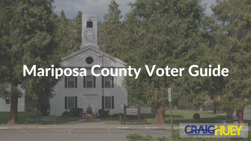 Mariposa County Voter Guide