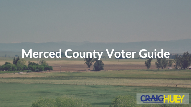 Merced County Voter Guide