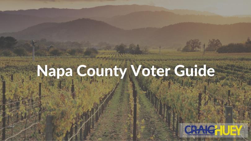 Napa County Voter Guide