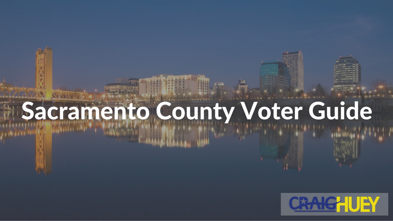 Sacramento County Voter Guide