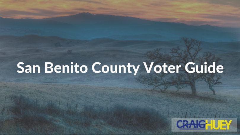 San Benito County Voter Guide