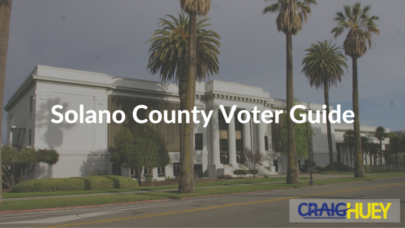 Solano County Voter Guide
