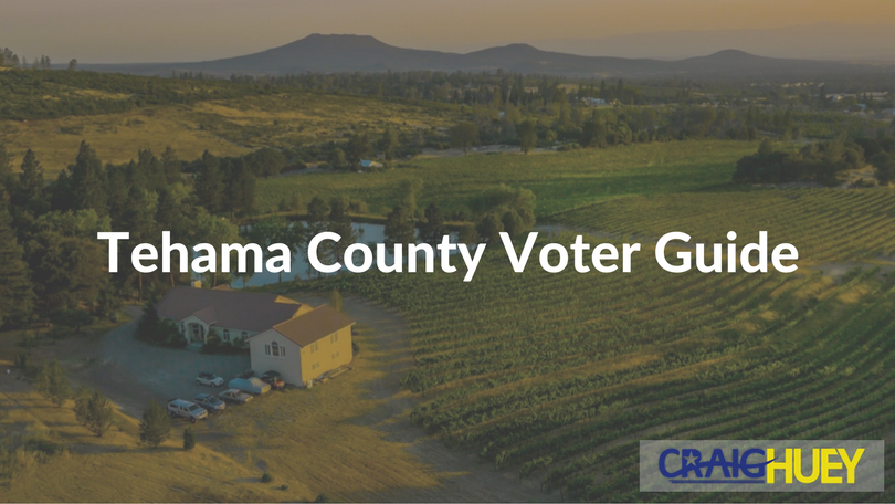 Tehama County Voter Guide