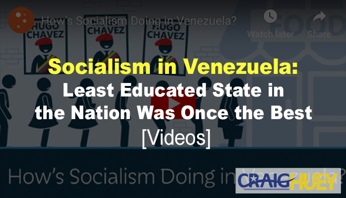 Socialism In Venezuela A Miracle In Reverse